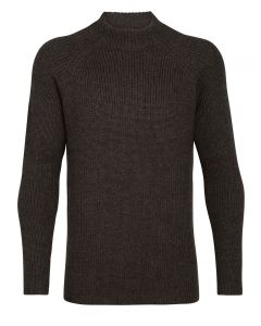 M Hillock Funnel Neck Sweater