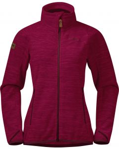 W Hareid Fleece Jacket NoHood
