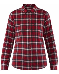 W Övik Flannel Shirt