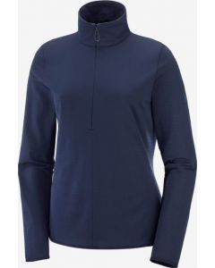 W Outrack Half Zip