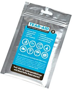 Tear-Aid Repair tape, typ B (PVC)