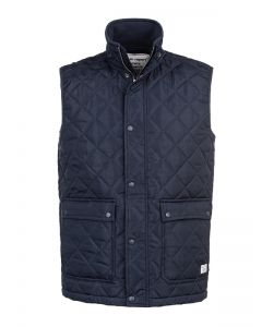 Larry M Quilted Waistcoat