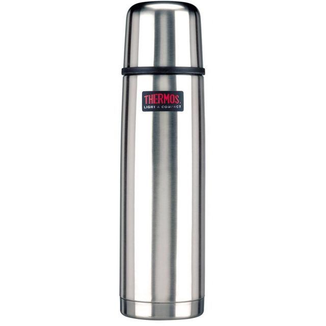 Stålthermos light & compact 0,75 L