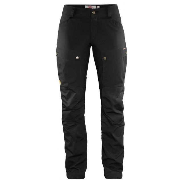 W Keb Trousers Curved Reg