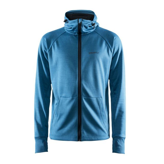 Charge M Tech Sweat Hood Jkt