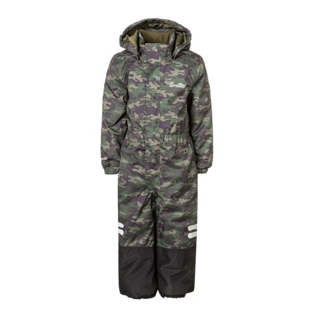 Orion Printed Coverall