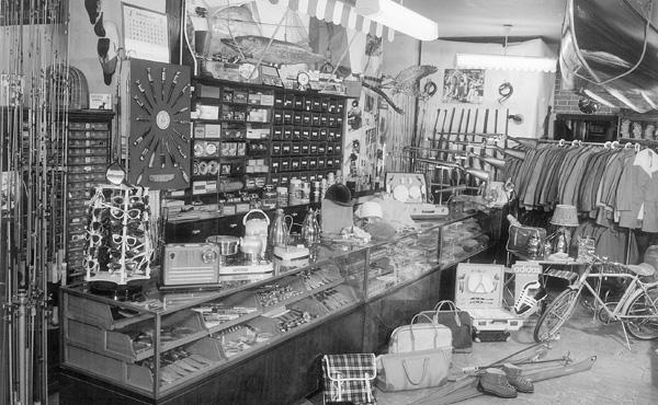 Alewalds historia butik